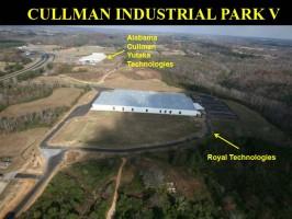 Industries in Cullman Industrial Park V