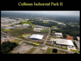 Industries in Cullman Industrial Park II